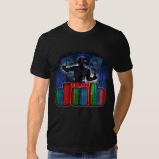 Dubstep T-Shirt - Tollpatsch-Schmutz, Tollpatsch,