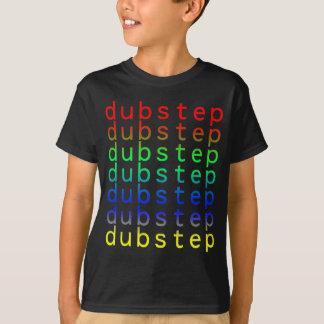 Dubstep Text-Farbspektrum T-Shirt