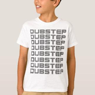 Dubstep Text Tshirt