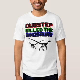 Dubstep tötete die Dinosaurier 2 Hemd