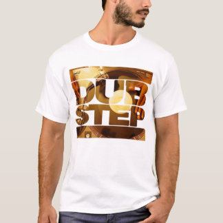 DUBSTEP Vinyldubplates T-Shirt