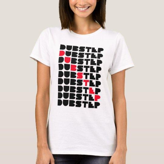 Dubstep WAND-Mädchen-Typen Dubstep Musik T-Shirt
