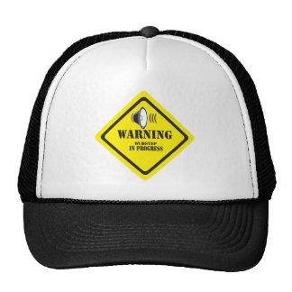 Dubstep Warnung Retrokultcap