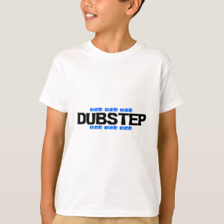 Dubstep Wob Wob Blau T Shirt