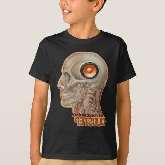 Dubstep Woofergehirn T-Shirt