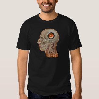 Dubstep Woofergehirn T-Shirts