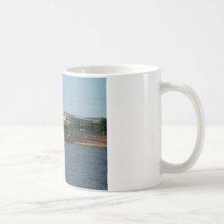 Dubuque Fluss-Weg Kaffeetasse