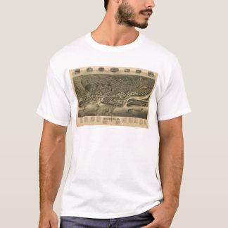 Dubuque, Iowa im Jahre 1889 T-Shirt