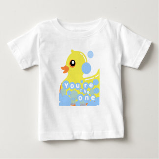 Ducky Baby-/Kleinkind-GummiT - Shirt