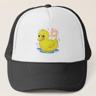 Ducky Gummihut des Babys Truckerkappe