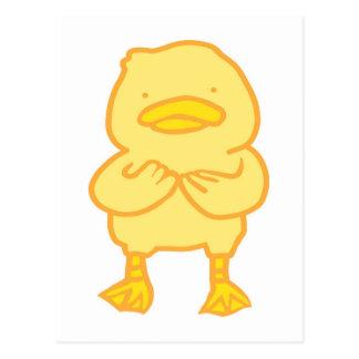 Ducky Postkarte