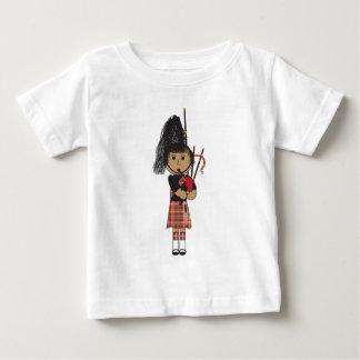 Dudelsackspieler Baby T-shirt