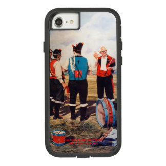 Dudelsackspieler/Gaiteiros/Pipers Case-Mate Tough Extreme iPhone 8/7 Hülle