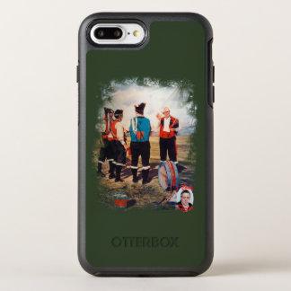 Dudelsackspieler/Gaiteiros/Pipers OtterBox Symmetry iPhone 8 Plus/7 Plus Hülle
