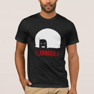 Duell-LKW-T - Shirt BRENNBAR - kundengerecht