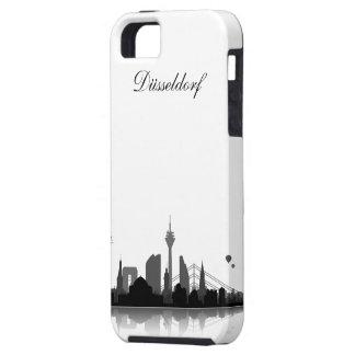 Duesseldorf skyline iPhone 5 sleeve/Case Hülle Fürs iPhone 5