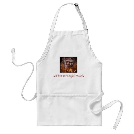 Duivelspack - Schürze Teufels Küche