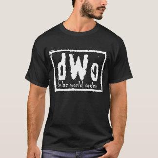 Dulac Weltordnungs-schwarzes/weißes Shirt