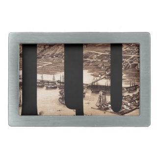 duluth1883 rechteckige gürtelschnalle