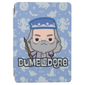 Dumbledore Cartoon-Charakter-Kunst iPad Air Hülle