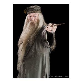Dumbledore Postkarte
