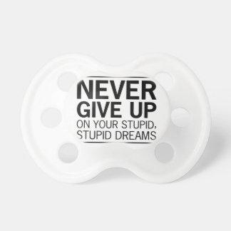 Dumme dumme Träume Schnuller