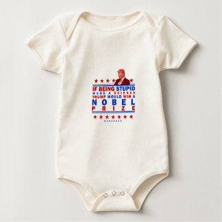 Dummes Nobel Baby Strampler