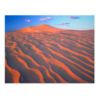 Dumont Dünen, Sanddünen und Wolken Postkarte