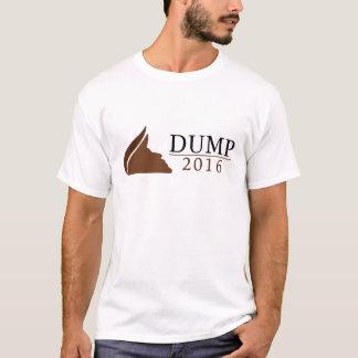Dump-Trumpf 2016 (Dump   2016) T-Shirt