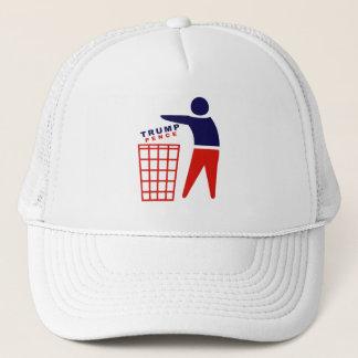 Dump-Trumpf-Pennys - Anti-Trumpf - Truckerkappe