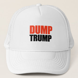Dump-Trumpf - - Truckerkappe
