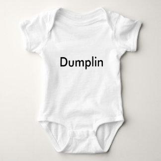 Dumplin Baby Strampler