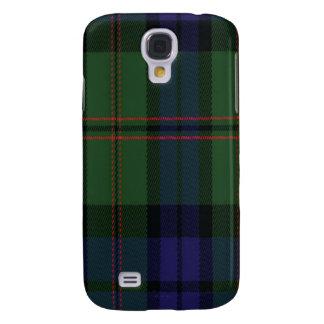 Dundas schottischer Tartan Samsung rufen Fall an Galaxy S4 Hülle