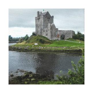 Dunguaire Schloss, Kinvara, Irland Leinwanddruck