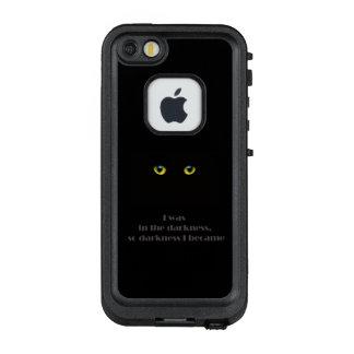 DUNKEL LifeProof FRÄ' iPhone SE/5/5s HÜLLE