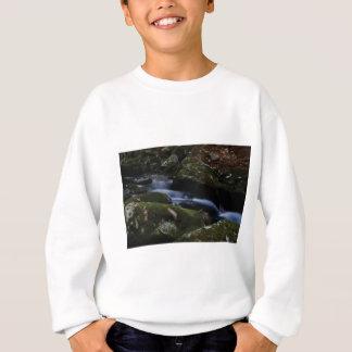 dunkelgrüner Strom Sweatshirt