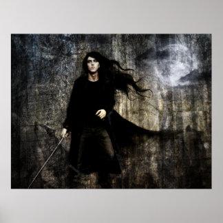 Dunkelheit eine: Ulric Poster
