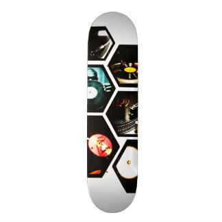 Dunkelheit entwirft Plattform 10 Personalisierte Skatedecks