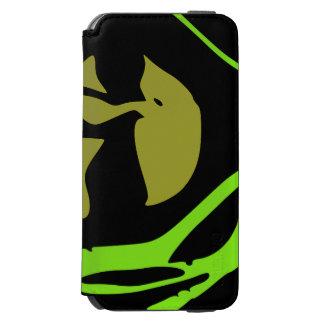 Dunkelheit mit Haube Incipio Watson™ iPhone 6 Geldbörsen Hülle
