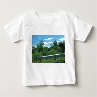 DUNKELHEIT schattiert HIMMEL-LAND New-Jersey USA Baby T-shirt