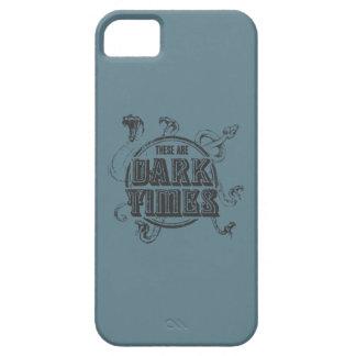 Dunkelheits-Zeiten Harry Potter-Bann-  iPhone 5 Hülle