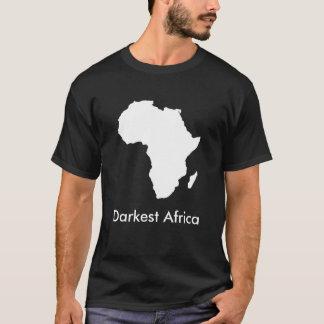 Dunkelstes Afrika T-Shirt