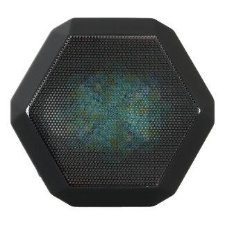 Dunkle abstrakte Fraktal-Digital-Kunst Schwarze Bluetooth Lautsprecher
