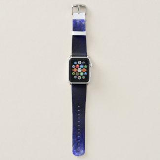 Dunkle lila Beschaffenheit - Apple-Uhrenarmband Apple Watch Armband