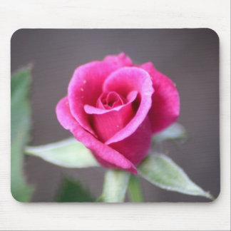 dunkle rosa MiniRose Mauspad