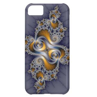 Dunkle Rose - Mandelbrot Fraktal iPhone 5C Hülle