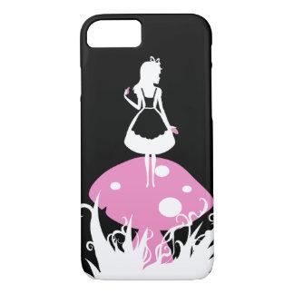 Dunkler Alice iPhone 7 Kasten iPhone 8/7 Hülle