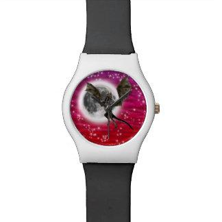Dunkler Drache Armbanduhr