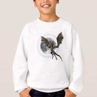 Dunkler Drache Sweatshirt