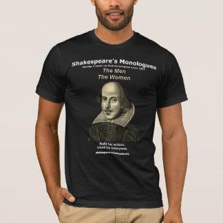 Dunkler feiner das Jersey-T - Shirt der Männer